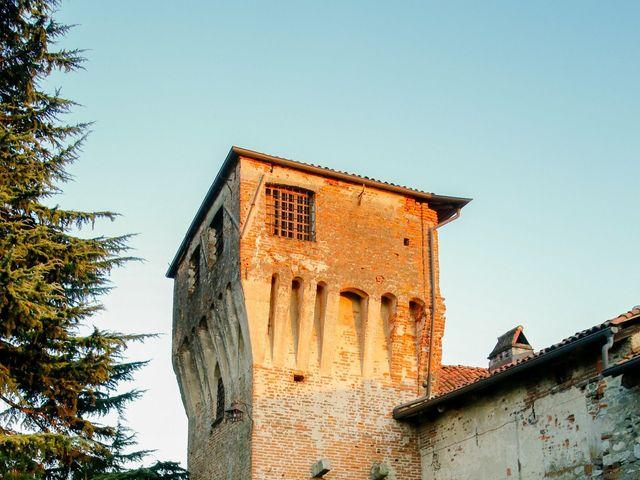 Il matrimonio di Luciano e Giulia a Moncrivello, Vercelli 25