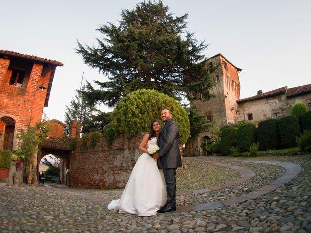 Il matrimonio di Luciano e Giulia a Moncrivello, Vercelli 26