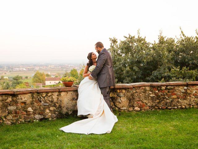 Il matrimonio di Luciano e Giulia a Moncrivello, Vercelli 28