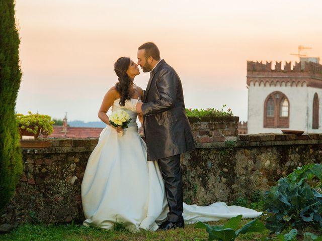 Il matrimonio di Luciano e Giulia a Moncrivello, Vercelli 30