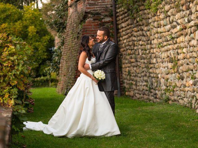 Il matrimonio di Luciano e Giulia a Moncrivello, Vercelli 33