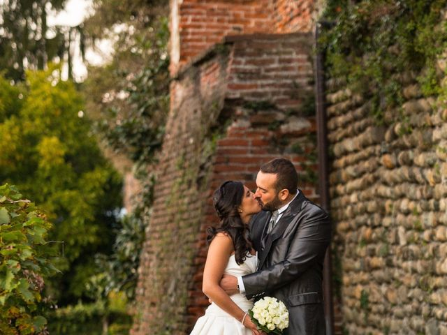 Il matrimonio di Luciano e Giulia a Moncrivello, Vercelli 34
