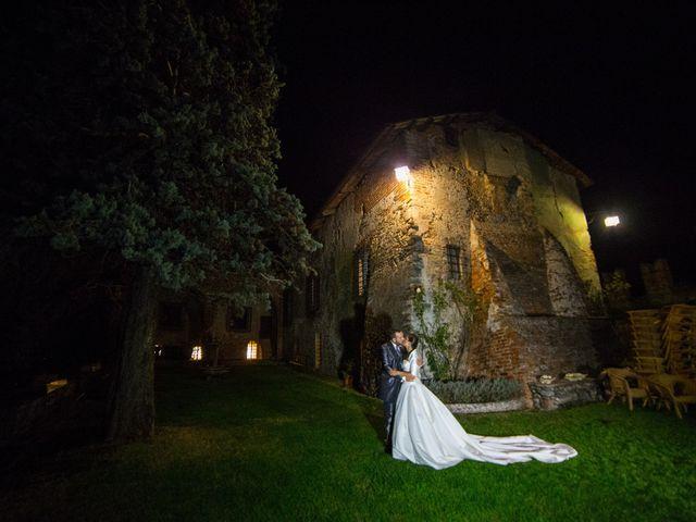 Il matrimonio di Luciano e Giulia a Moncrivello, Vercelli 37