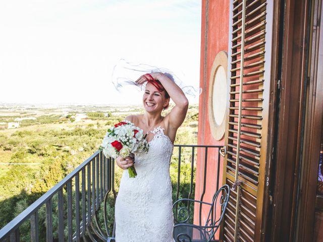 Il matrimonio di Nico e Anne a Marsala, Trapani 23