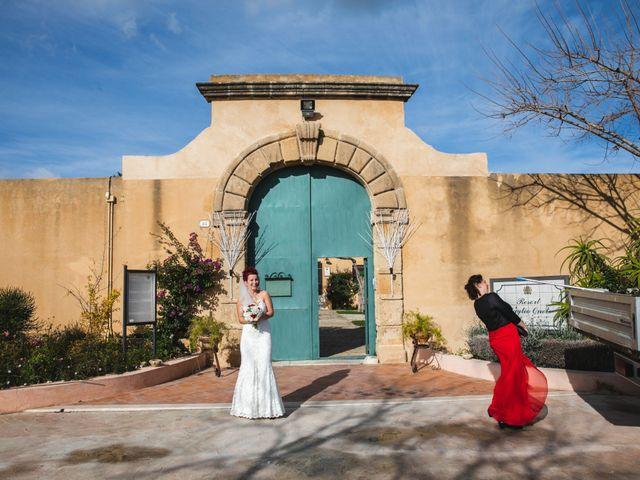Il matrimonio di Nico e Anne a Marsala, Trapani 31