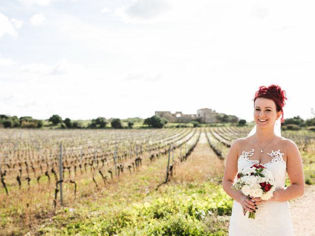 Il matrimonio di Nico e Anne a Marsala, Trapani 32