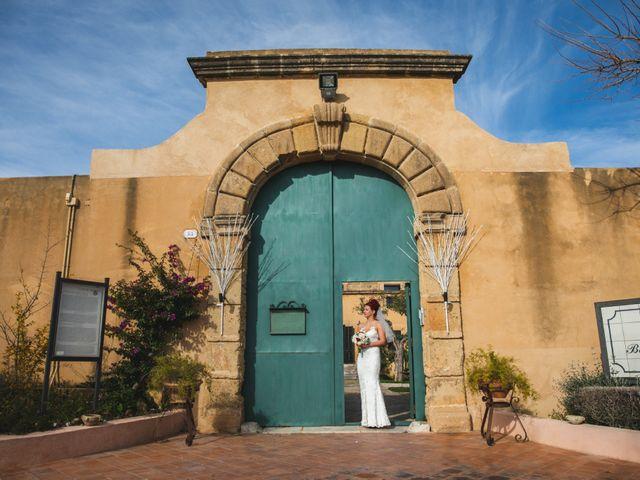 Il matrimonio di Nico e Anne a Marsala, Trapani 35