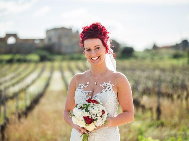 Il matrimonio di Nico e Anne a Marsala, Trapani 37