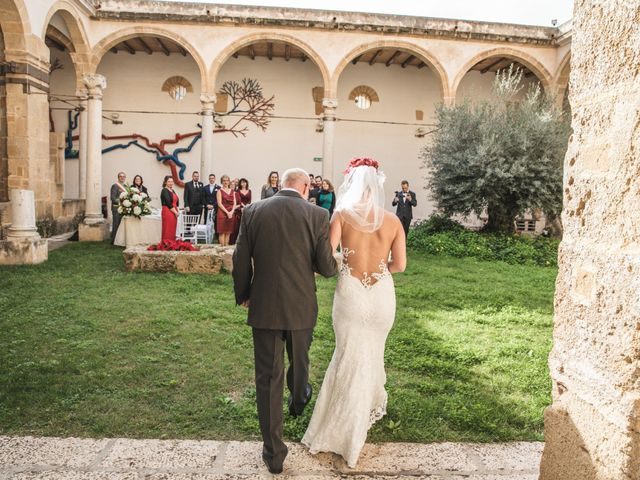 Il matrimonio di Nico e Anne a Marsala, Trapani 45