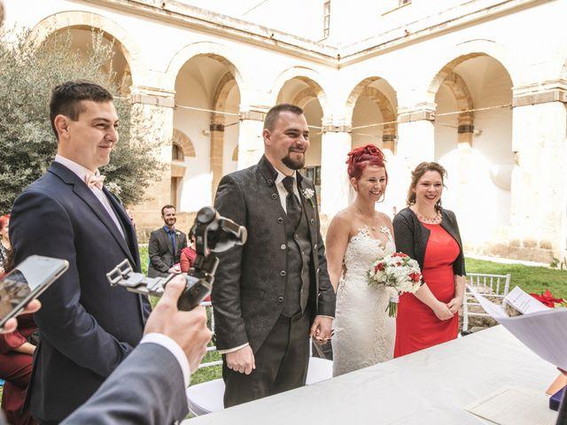 Il matrimonio di Nico e Anne a Marsala, Trapani 47