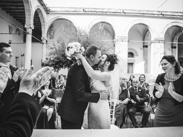 Il matrimonio di Nico e Anne a Marsala, Trapani 48