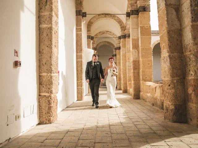 Il matrimonio di Nico e Anne a Marsala, Trapani 52