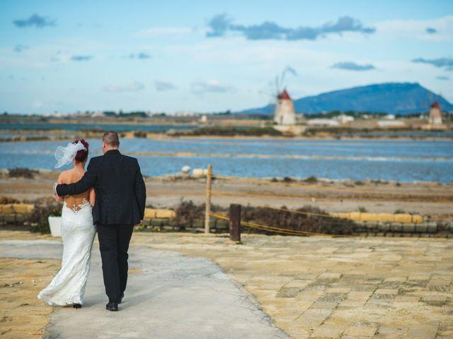 Il matrimonio di Nico e Anne a Marsala, Trapani 1