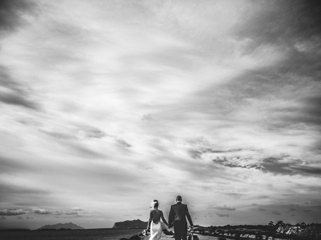 Il matrimonio di Nico e Anne a Marsala, Trapani 53