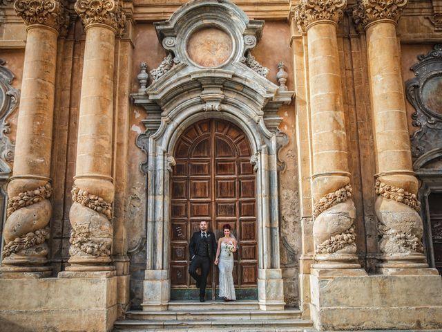 Il matrimonio di Nico e Anne a Marsala, Trapani 56
