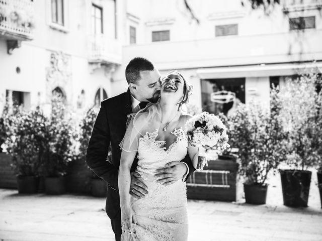 Il matrimonio di Nico e Anne a Marsala, Trapani 57