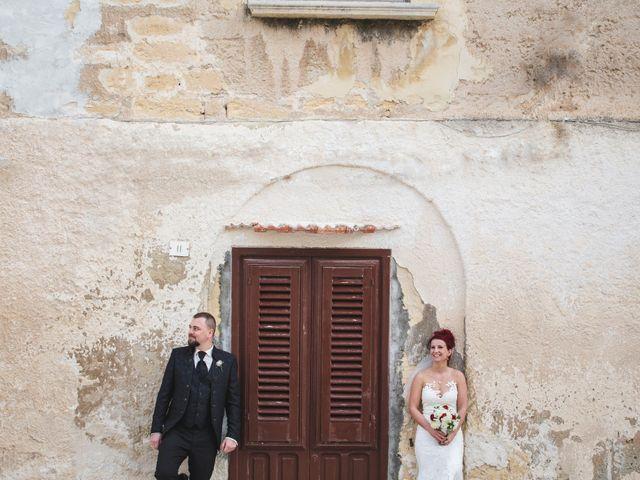 Il matrimonio di Nico e Anne a Marsala, Trapani 61