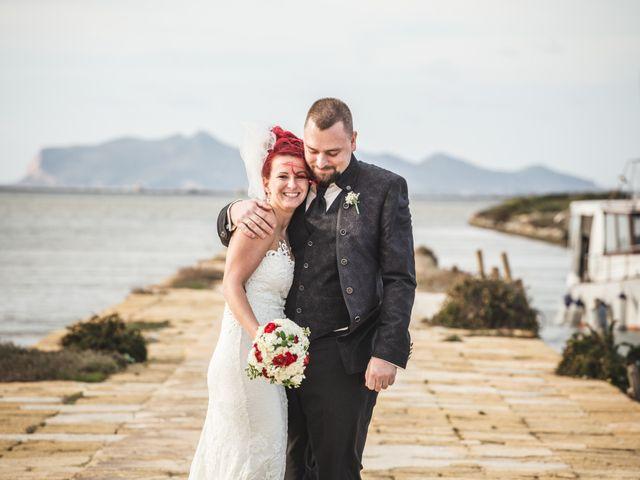 Il matrimonio di Nico e Anne a Marsala, Trapani 69