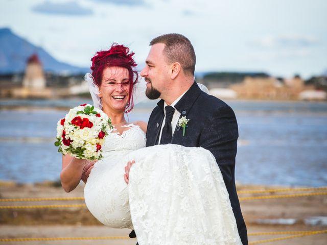 Il matrimonio di Nico e Anne a Marsala, Trapani 70