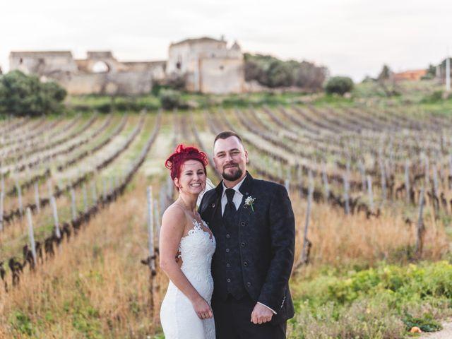 Il matrimonio di Nico e Anne a Marsala, Trapani 77