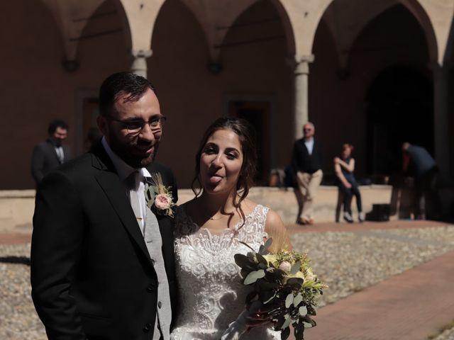 Il matrimonio di Matteo e Laura a Nerviano, Milano 13