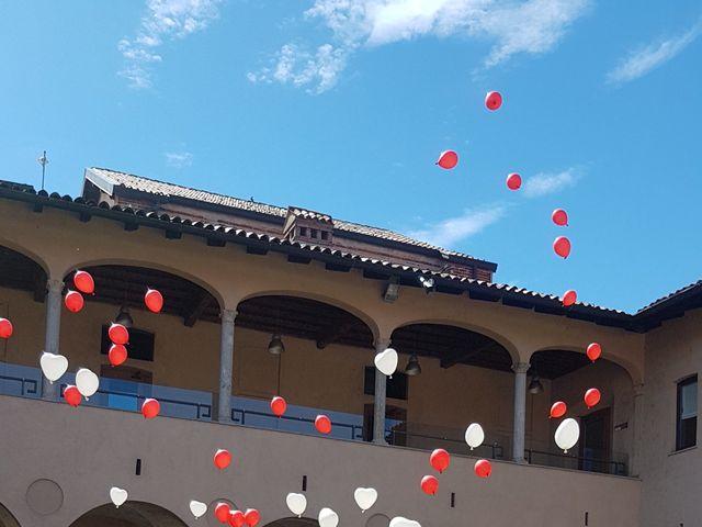 Il matrimonio di Matteo e Laura a Nerviano, Milano 14