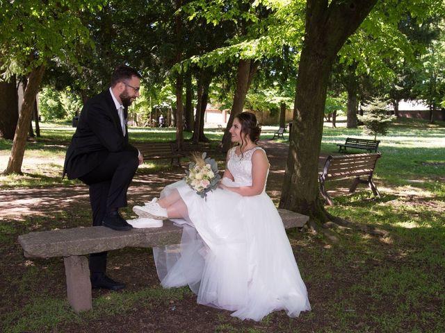 Il matrimonio di Matteo e Laura a Nerviano, Milano 24
