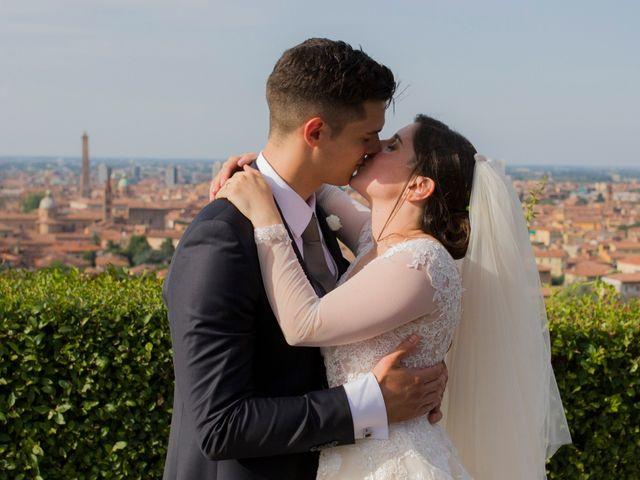 Il matrimonio di Nicolò e Elisa a Bologna, Bologna 14