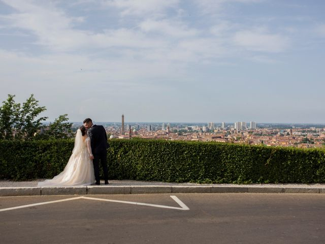 Il matrimonio di Nicolò e Elisa a Bologna, Bologna 18