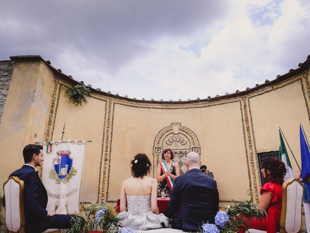 Il matrimonio di Filippo e Elisa a Firenze, Firenze 7