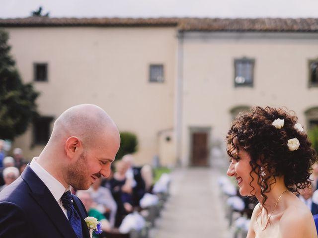 Il matrimonio di Filippo e Elisa a Firenze, Firenze 8