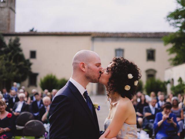 Il matrimonio di Filippo e Elisa a Firenze, Firenze 9
