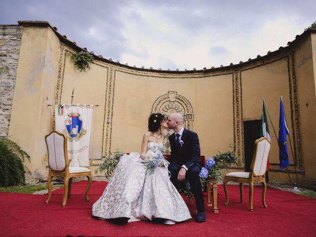 Il matrimonio di Filippo e Elisa a Firenze, Firenze 10