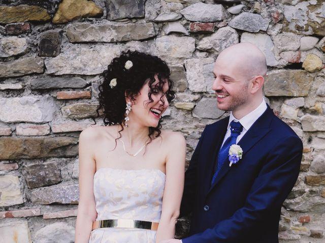 Il matrimonio di Filippo e Elisa a Firenze, Firenze 16