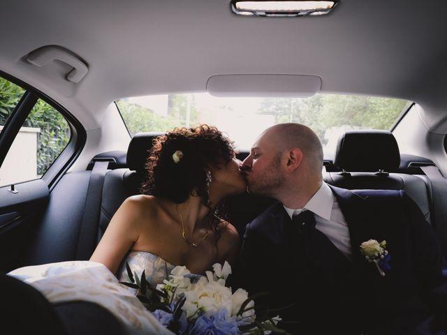 Il matrimonio di Filippo e Elisa a Firenze, Firenze 21