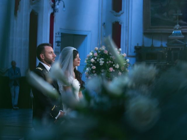 Il matrimonio di Giorgio e Elisa a Ragusa, Ragusa 24