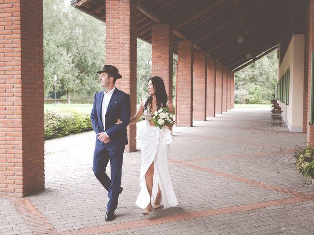 Le nozze di Olivia e Fulvio