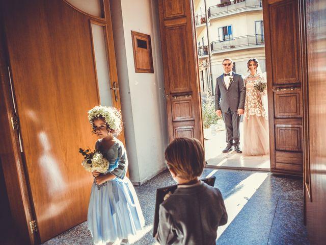 Il matrimonio di Francesco e Laura a Altamura, Bari 14