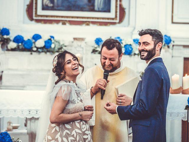 Il matrimonio di Francesco e Laura a Altamura, Bari 16