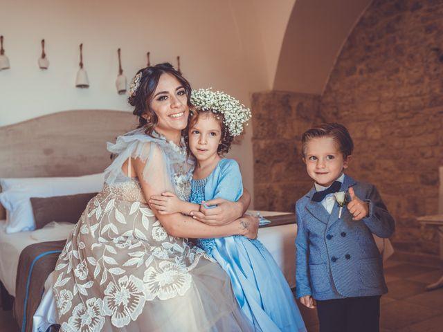 Il matrimonio di Francesco e Laura a Altamura, Bari 42