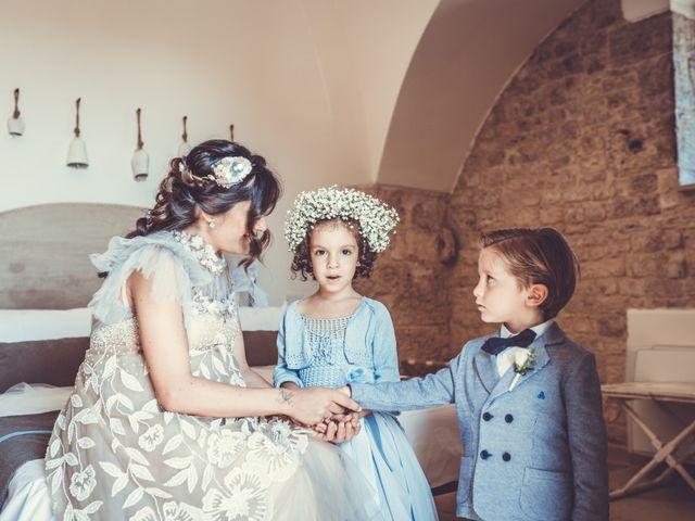 Il matrimonio di Francesco e Laura a Altamura, Bari 43