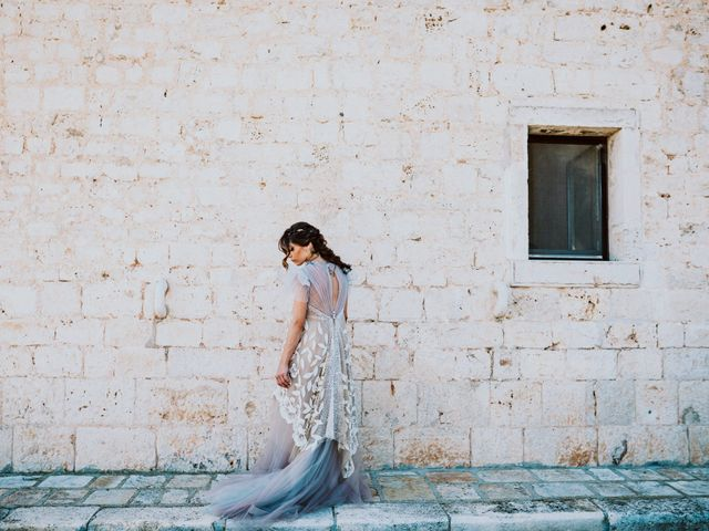 Il matrimonio di Francesco e Laura a Altamura, Bari 45