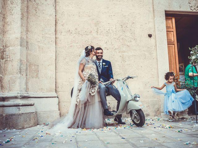 Il matrimonio di Francesco e Laura a Altamura, Bari 51