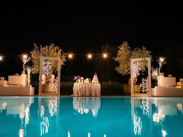 Il matrimonio di Francesco e Laura a Altamura, Bari 57