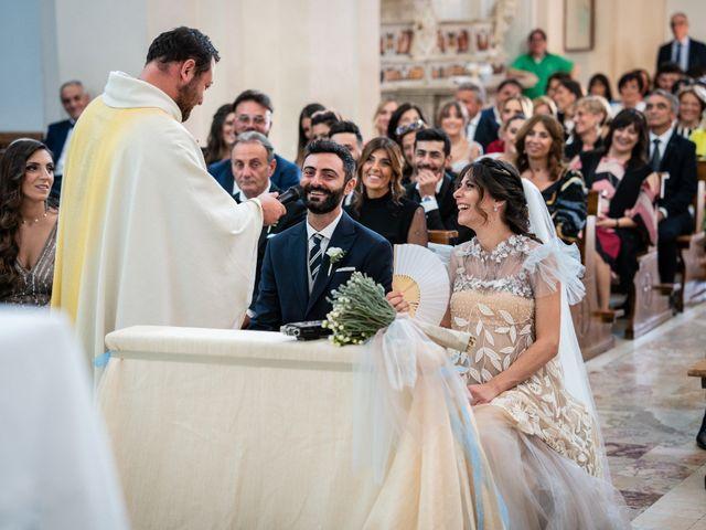 Il matrimonio di Francesco e Laura a Altamura, Bari 86
