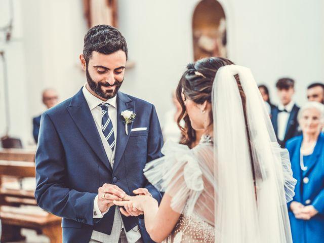 Il matrimonio di Francesco e Laura a Altamura, Bari 87
