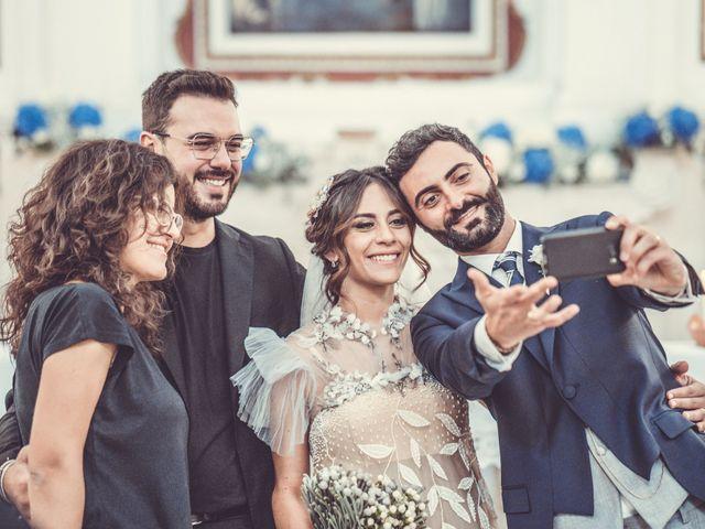 Il matrimonio di Francesco e Laura a Altamura, Bari 89
