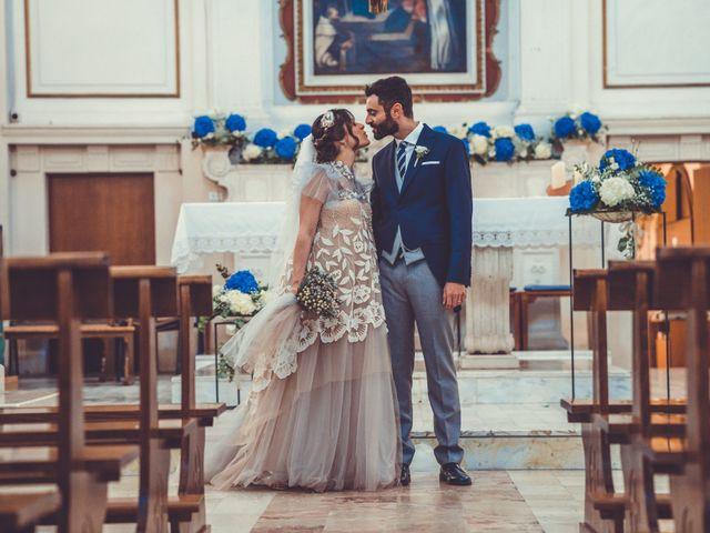 Il matrimonio di Francesco e Laura a Altamura, Bari 90