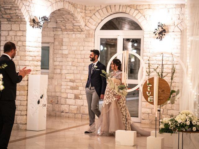 Il matrimonio di Francesco e Laura a Altamura, Bari 96
