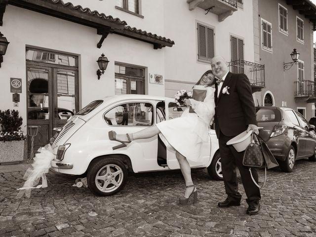 Il matrimonio di Nico e Patrizia a Guarene, Cuneo 4